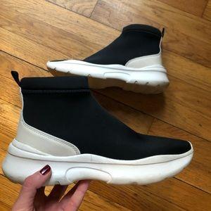 Zara sock sneaker